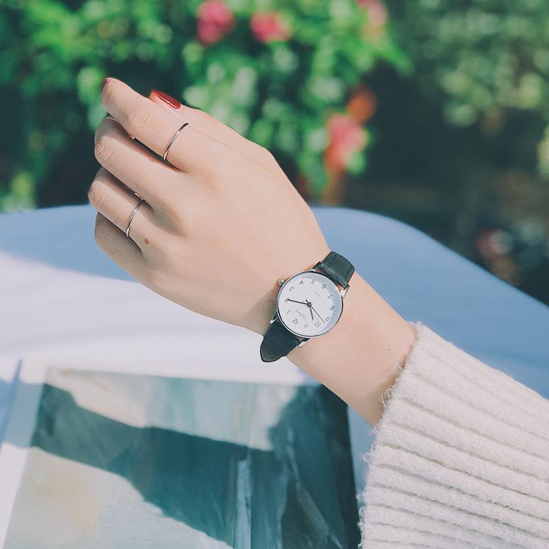 その他写真通りレザークォーツ時計世界時間その他ラウンド防水深度30mファッションシンプル優雅腕時計