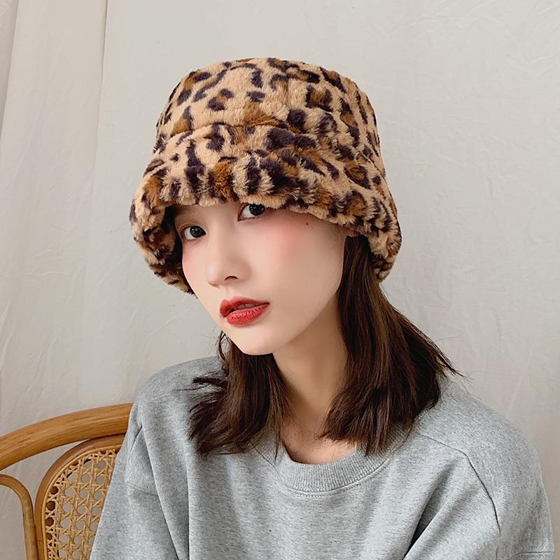 スエード秋冬カーキブラウンホワイトブラックスエードスエード生地サークル帽子